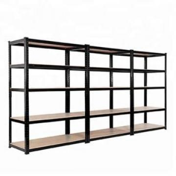 36 in. X 14 in. X 74 in. Wire Chrome Heavy Duty Industrial Shelving Unit for Warehouse Storage