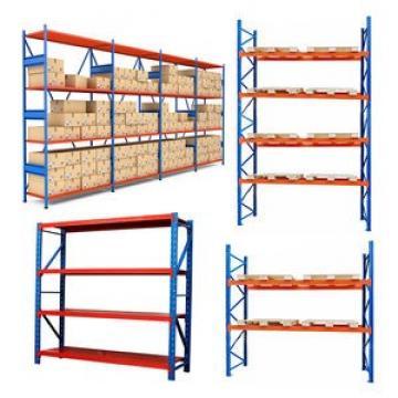 Teardrop Racking Forklift Industrial Fabricator Pallet Rack Shelving
