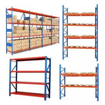 Warehouse Heavy Duty Multi Shelves Racking System Steel Mezzanine Storage Rack