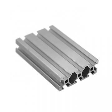 Black Anodized Alloy V-Slotted Angle Aluminum Enclose Extruded Case Profile Aluminium