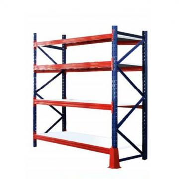 Rolling 5 Tiers Carbon Steel Industrial Storage Heavy Duty Wire Shelving Rack