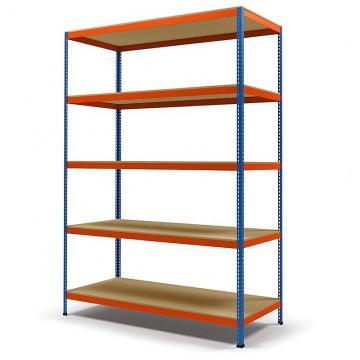 Heavy Duty Commercial Industrial Shelving Adjustable Warehouse Shelves