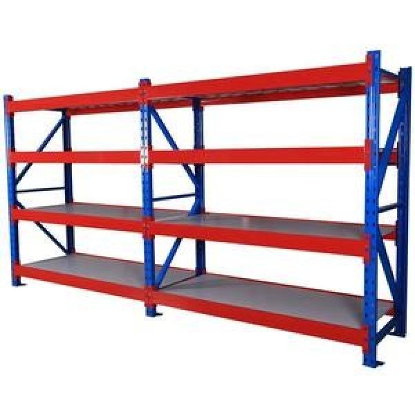 Medium Heavy Duty Long Span Warehouse Metal Storage Rack Manufacturer