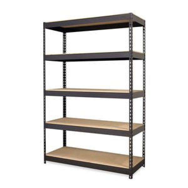 Heavy Duty Steel 5 Level Garage Shelf Metal Storage Adjustable Shelves Unit