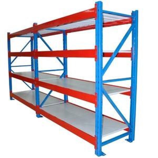 Industrial Warehouse Storage Teardrop Steel Pallet Rack Shelf