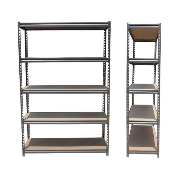 Warehouse Storage Medium Duty Metal Shelf with Steel Decking