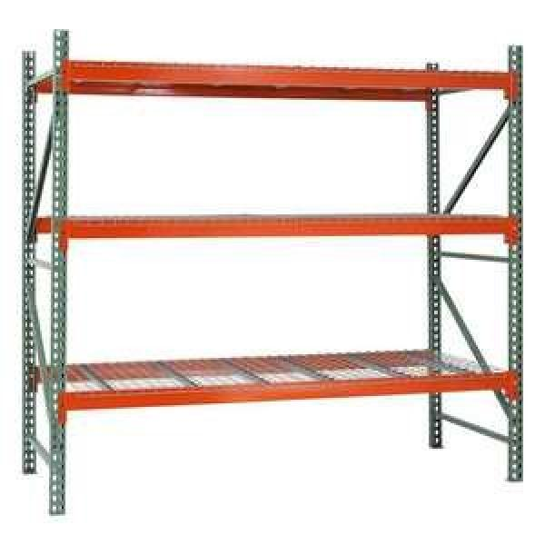 Industrial Selective Long Span Metal Through Pallet Shelving