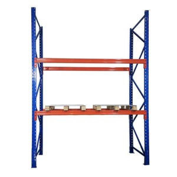 Teardrop Racking Forklift Industrial Fabricator Pallet Rack Shelving