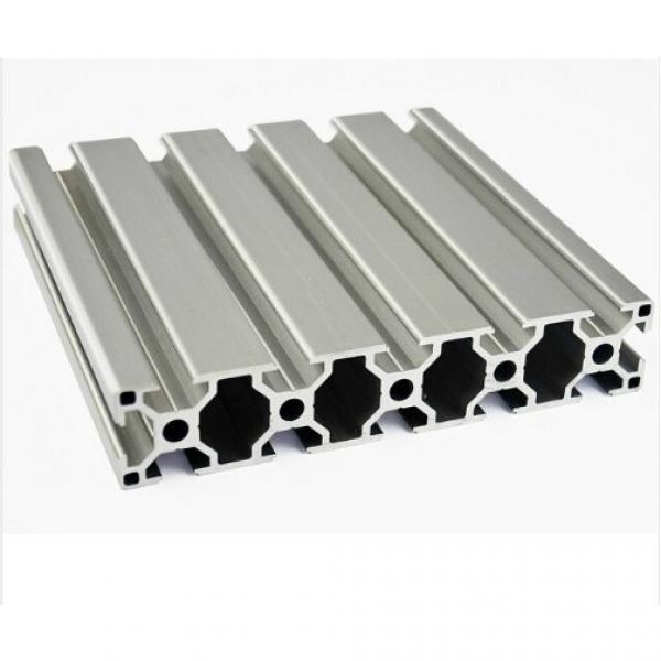 Anti Scratch Aluminium Profile System / T Slot Extruded Aluminum Profiles