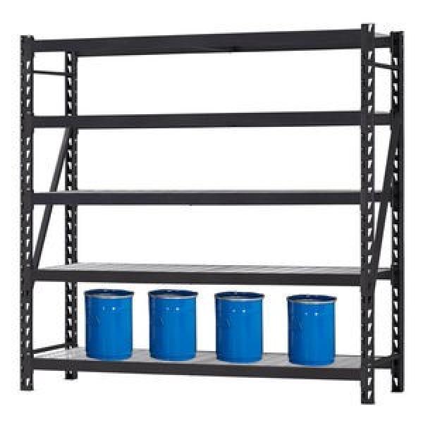 Heavy Duty Steel Industrial Warehouse Storage Drive Through Pallet Shelf
