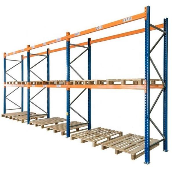 Good Price Industrial Supermarket Steel Metal Commercial Shelf