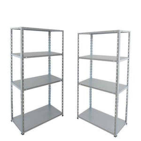 Heavy Display Adjustable Rivet Supermarket/Warehouse Steel Metal Rack High Quality Shelving