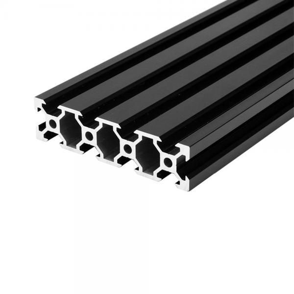 6061 Silver Aluminum Industrial Machinery System Aluminium Profile